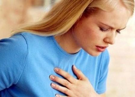buồng trứng đa nang gây bệnh tim
